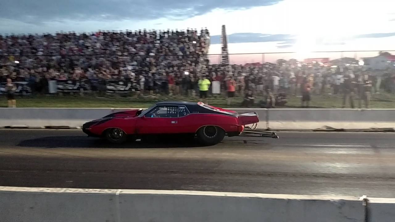 Woodward Big Three Drag Strip