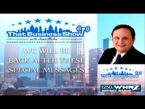 TeleVoIPs CEO Grant Baxley on That Business Show with Jamie Meloni
