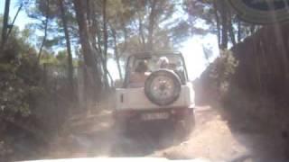 Jeepsafari op Mallorca