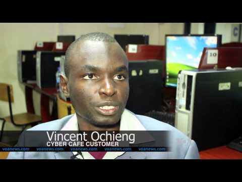 Internet Users At Kenyan Cybercafes Required To Produce ID