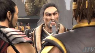 Mortal Kombat 9: Cyrax's Story