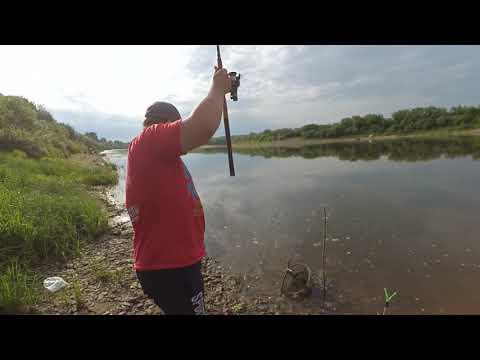 Рыбалка на Оке