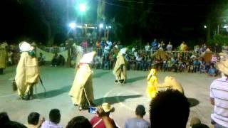 danza de los capoteros quechultenango 2014