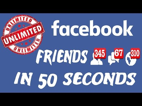 get 5000+ friends & Follower in just 50 seconds - YouTube