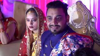 Part 12- Wedding Functions- Grand Reception-Amit Weds Nidhi