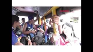 MANTAP!! BOBOTOH DI KAWAL SUPORTER BALI UNITED