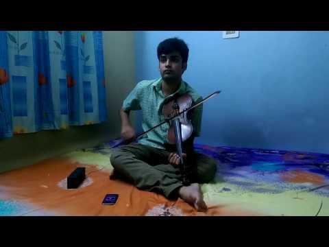 Abhishek Sinha -Violin-Ghei Chand Makarand (Marathi Natyasangeet)