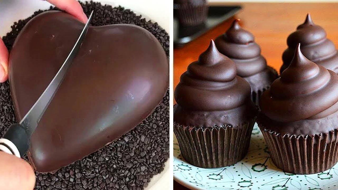 Delicious Chocolate Cake Hacks | How To Make Chocolate Cake Decorating Ideas | So Yummy Cake