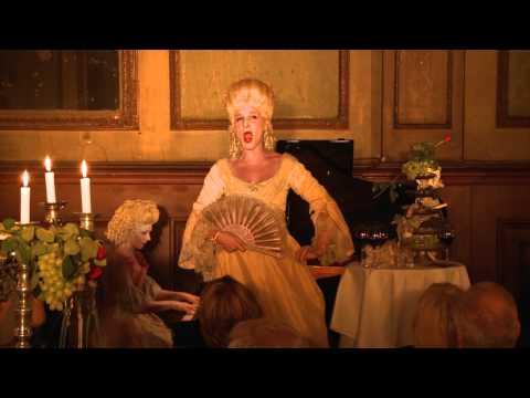 Pasta Opera im Spiegelsaal. 2. Akt