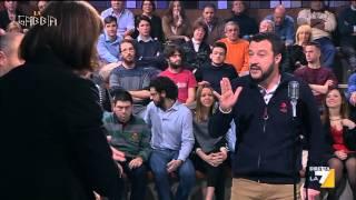 La gabbia - I predatori (Puntata 01/03/2015)
