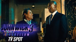 "John Wick: Chapter 3 – Parabellum (2019 Movie) Official TV Spot ""Guns"" – Keanu Reeves, Halle Berry"