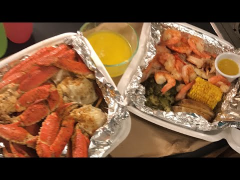 Snow Crab 🦀 Shrimp 🦐 Lobster Tails Corn 🌽  Broccoli & Potato 🥔