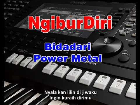 Karaoke   Bidadari Power Metal