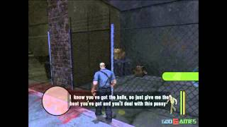 Manhunt - Gameplay Xbox HD 720P