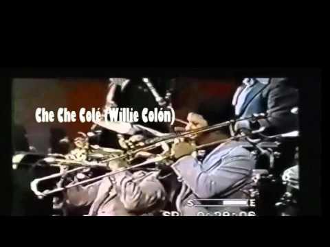 WILLIE COLÓN CANTA HÉCTOR LAVOE -AH AH OH NO, CHE CHE COLÉ, CANTO A BORINQUEN FEB 28, 1972