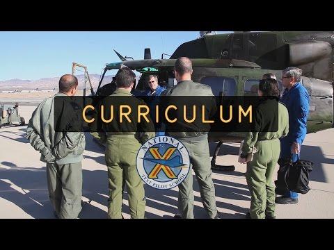 National Test Pilot School (NTPS) - Curriculum