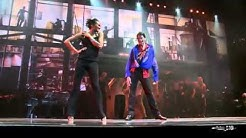 Michael Jackson - The way you make me feel (live rehearsal) this is it  - HD
