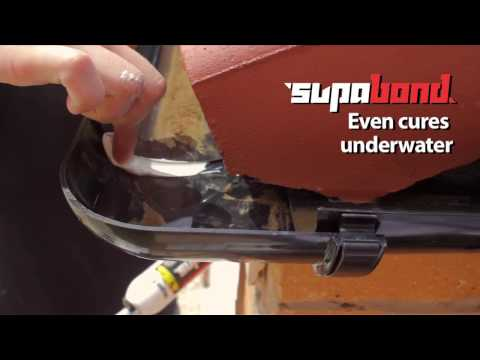 Innovative No Gun Adhesive Cartridge from SupaFix