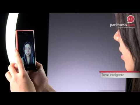 Reseña en video del celular Nokia Lumia 720