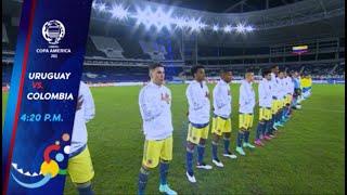No te pierdas el encuentro Colombia vs Uruguay en la Copa América 2021 - Gol Caracol