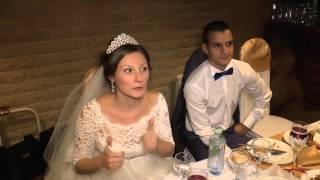 видео отзыв молодожен о работе ведущей свадеб Елена Седова