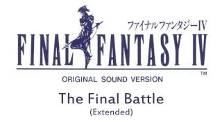 Final Fantasy IV - The Final Battle (SNES / PS1 Extended)