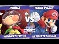 Pound 2019 Ssbu - Liquid Dabuz Olimar Vs Mvg Dark Wizzy Mario Smash Ultimate Top 48 Winners