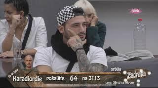 Zadruga 2   Nataša Priča O Lazarevim Lažima    09.12.2018.