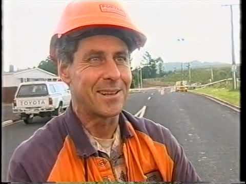 Waihi, December 2001