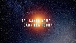 Teu Santo Nome - Gabriela Rocha | Cover by Jessica Filipa
