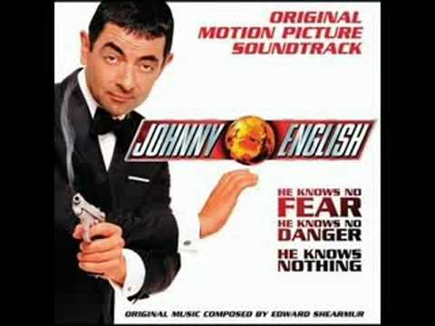 Johnny English-Robbie Williams-A Man for all Seasons