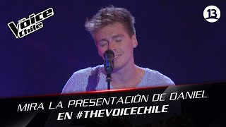 The Voice Chile | Daniel Parraguez - La pregunta