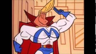 Powerpuff Jentene - Mighty Man (Norsk/Norwegian)