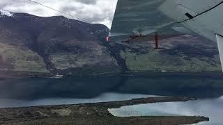 グレノキー空港 ニュージーランド セスナ機にて/Glenorchy, NZ thumbnail