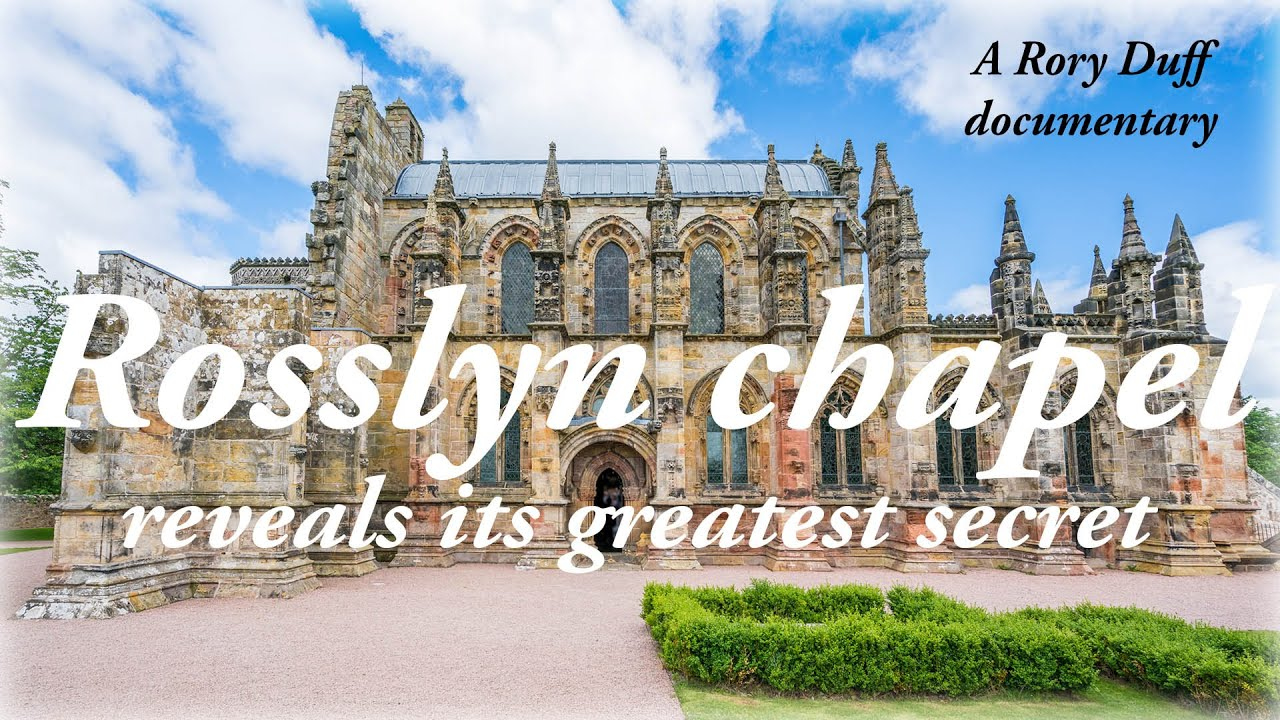 Rosslyn chapel reveals its greatest secret