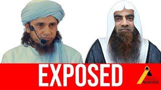 Mufti Tariq Masood Exposed by Tauseef ur Rehman طارق مسعود شیخ توصیف الرحمن کے ہاتھوں بے نقاب