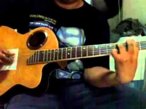 L'arc_en Ciel - Bless -  beginner acoustic guitar cover