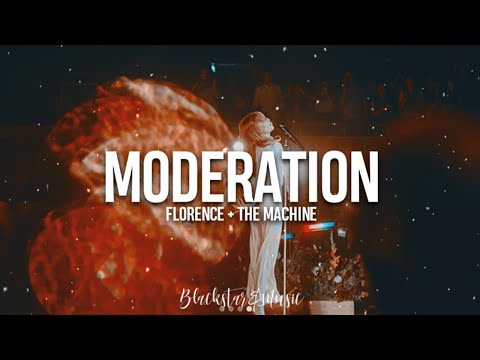 Moderation || Florence + The Machine || Traducida Al Español + Lyrics