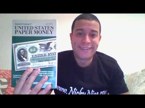 Standard Catalog Of United States Paper Money Review By Nicky Nice Numismatics