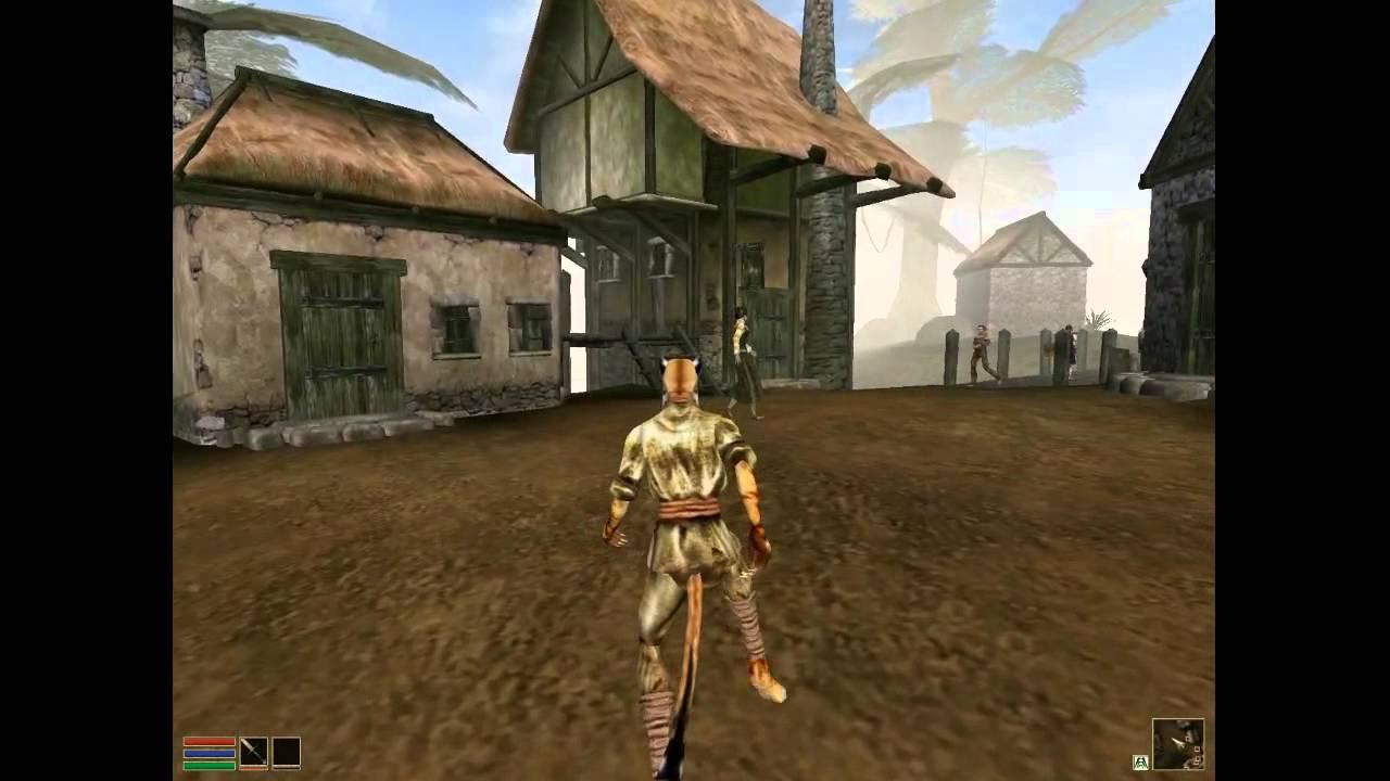The Elder Scrolls III: Morrowind Game of the Year Edition ...