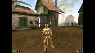 Morrowind Gameplay / Walkthrough Part 1