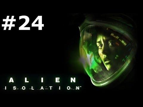 "Alien: Isolation - #24 ""Escape Sequence"""