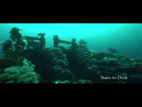 Ship Wrecks  | Video Tour of the SS Lord Strathcona, WWII Wreck in Newfoundland Canada