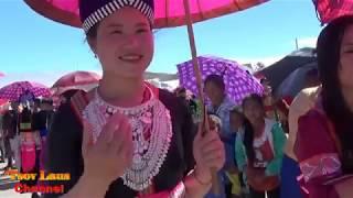 Hmong Xieng Khouang New Year @ Laos 2017- 18