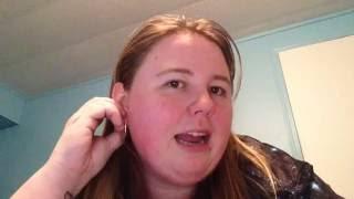 I Got An Earring Back Stuck In My Ear?! | Paige Gagne