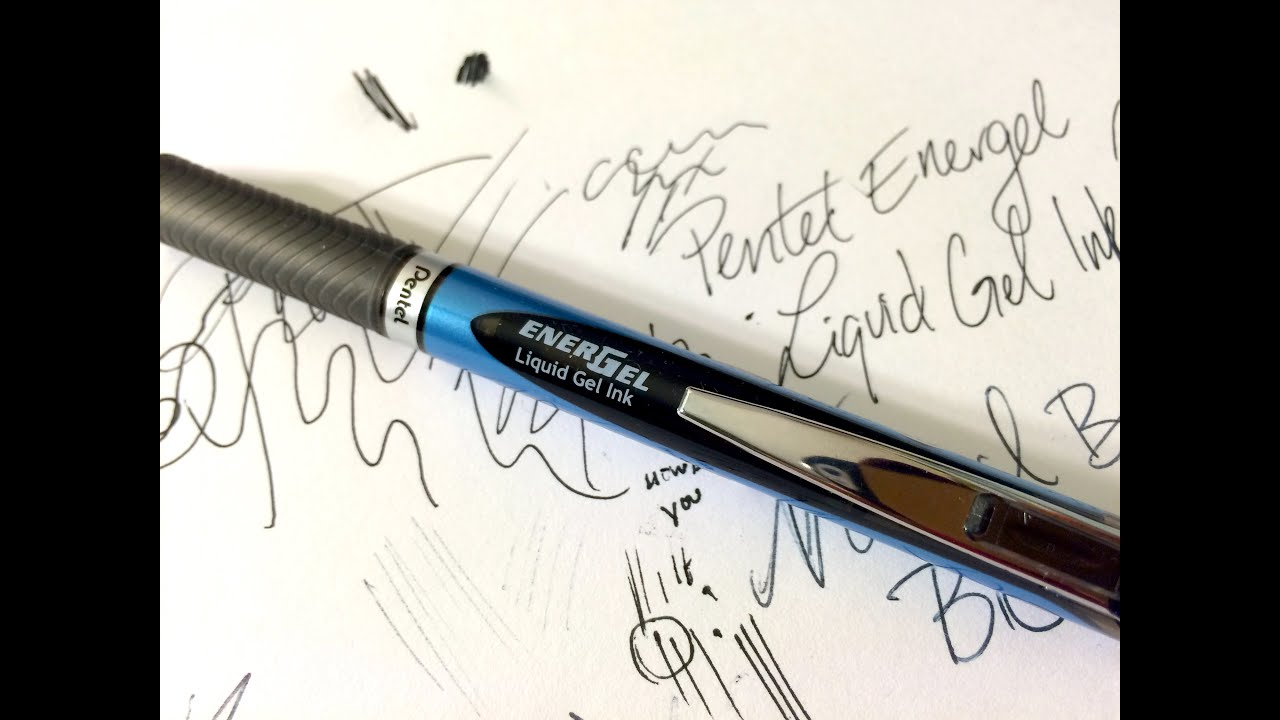 How to Refill Pentel Color Brush Pen - YouTube