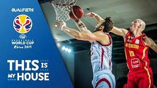 Turkey v Montenegro - Full Game - FIBA Basketball World Cup 2019 - European Qualifiers