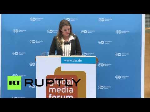 Germany: West is 'greatest unaccountable power' - WikiLeaks' Harrison