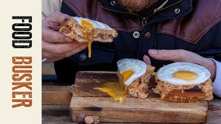 Croque Madame  | Food Busker