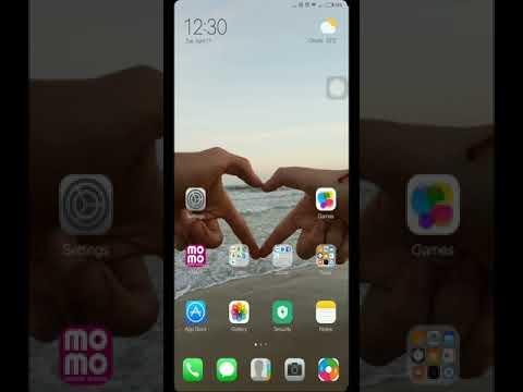 Video hướng dẫn cập nhật danh bạ Google vào máy Xiaomi